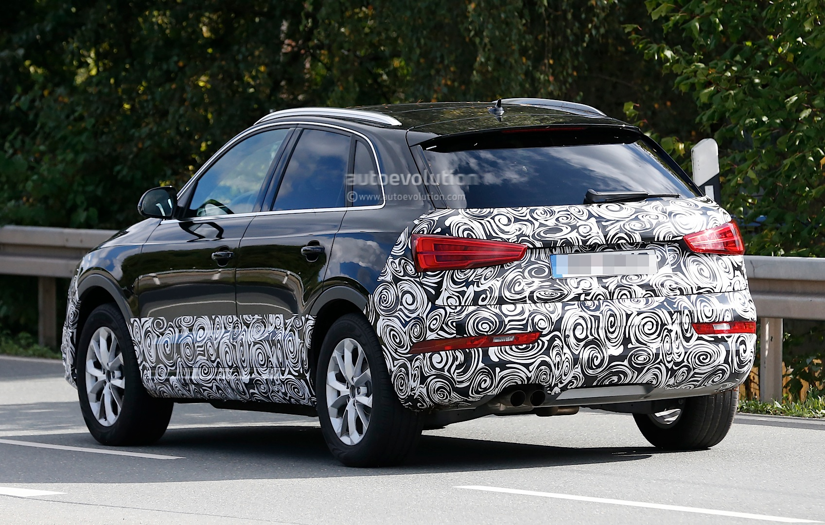 2016 audi a5 coupe spied for the first time spyshots 2017 audi