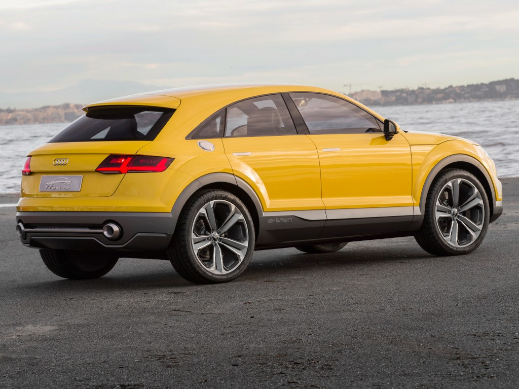 audi q4 and s q4 trademark applications hint toward tt based crossover autoevolution. Black Bedroom Furniture Sets. Home Design Ideas