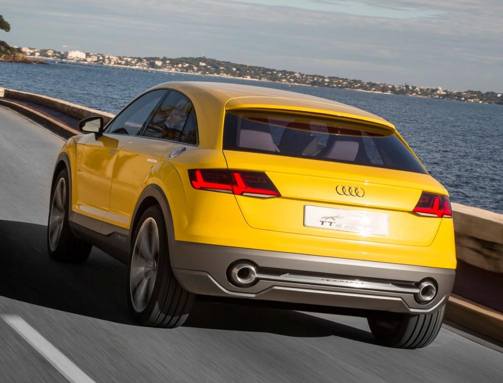 Audi Q4 and S Q4 Trademark Applications Hint Toward TT ...