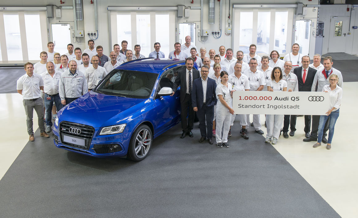 Audi Q Confirmed To Switch Production To Mexico Debuts In - Audi mexico