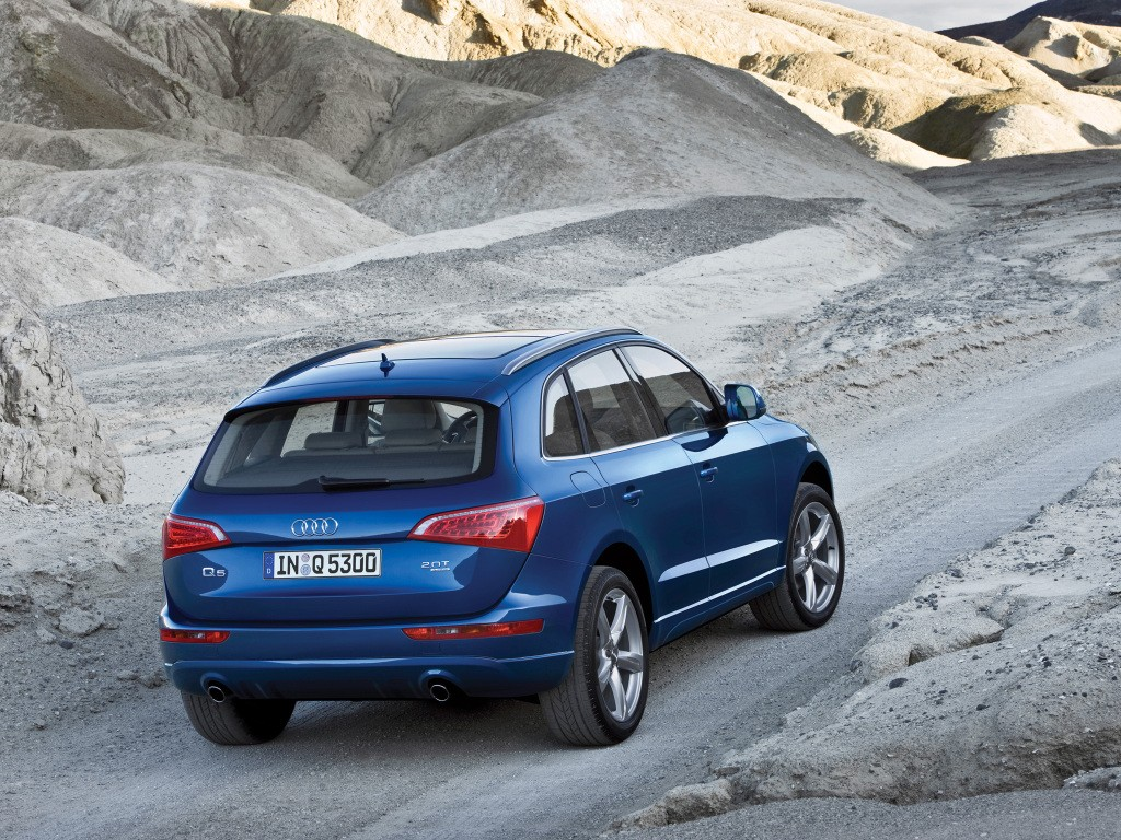 2016 audi q5 could get e tron and tri turbo v6 tdi engines autoevolution. Black Bedroom Furniture Sets. Home Design Ideas