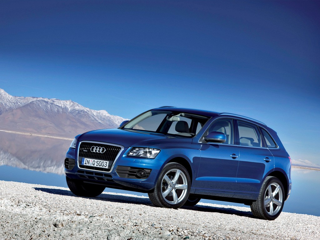 2017 audi q5 confirmed to switch production to mexico debuts in paris autoevolution. Black Bedroom Furniture Sets. Home Design Ideas