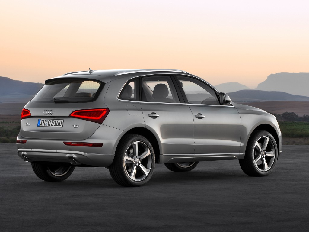 2016 Audi Q5 Could Get etron and TriTurbo V6 TDI Engines