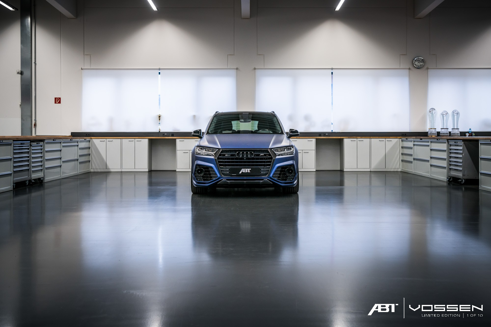 Audi Q7 And Sq7 Get Abt Widebody Kit Vossen Forged Wheels Headlight Wiring Harness Body