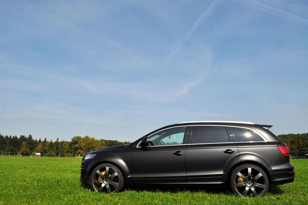 Audi Q7 Gets Tuned By Enco Autoevolution