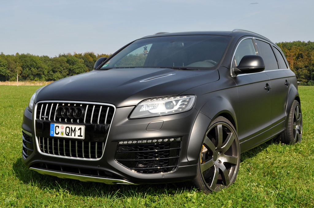 Audi Q7 Gets Tuned by ENCO - autoevolution