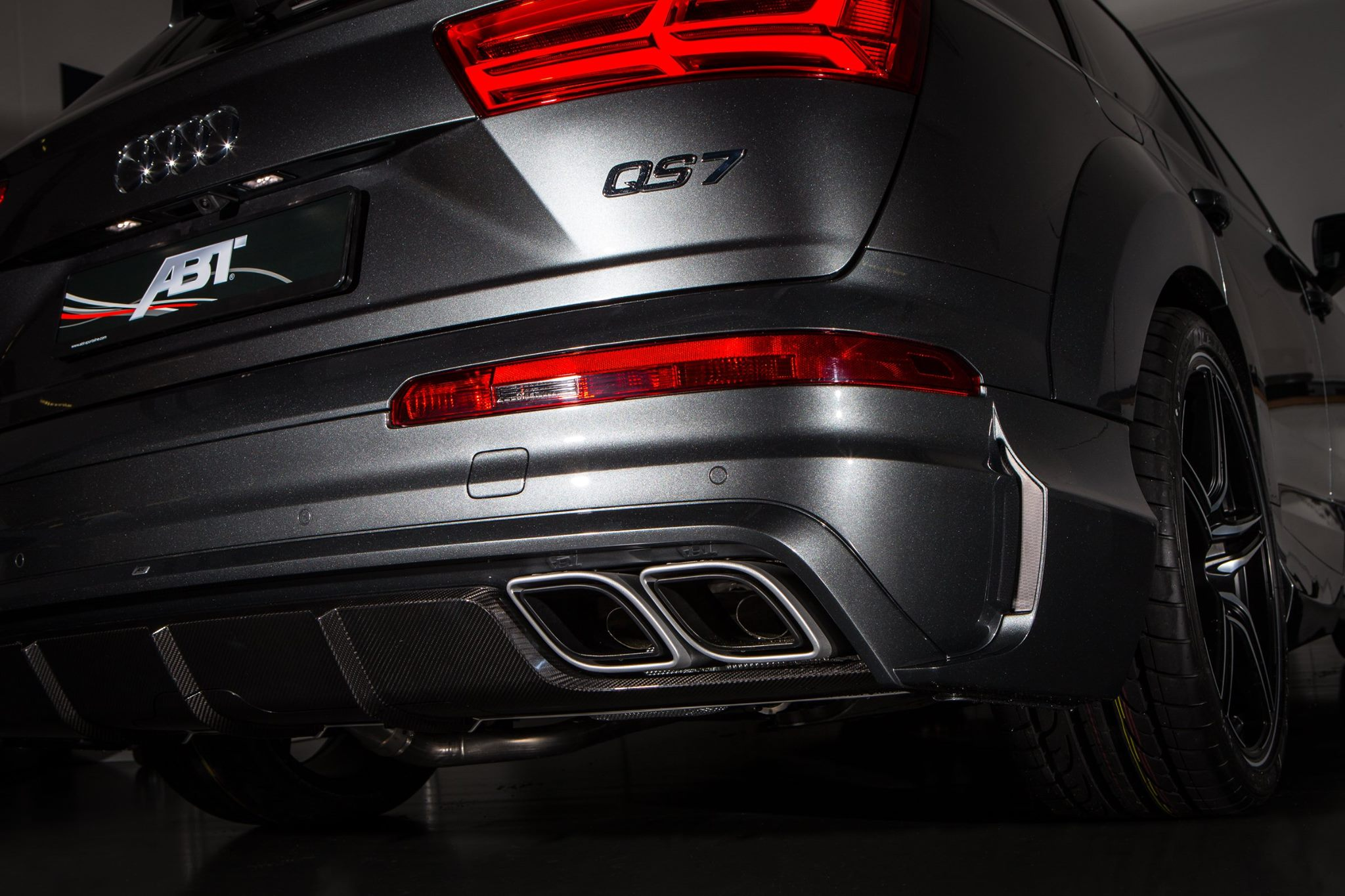 Audi Q7 Tuned by ABT Has Carbon Fiber Seats and Wider Body - autoevolution