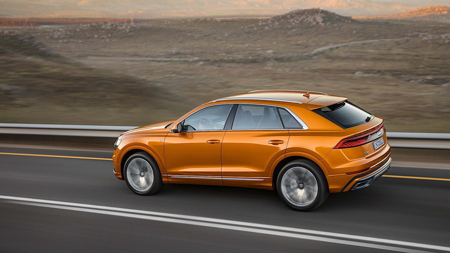 Audi Q8 Is Sporty And Imposing Says First Review