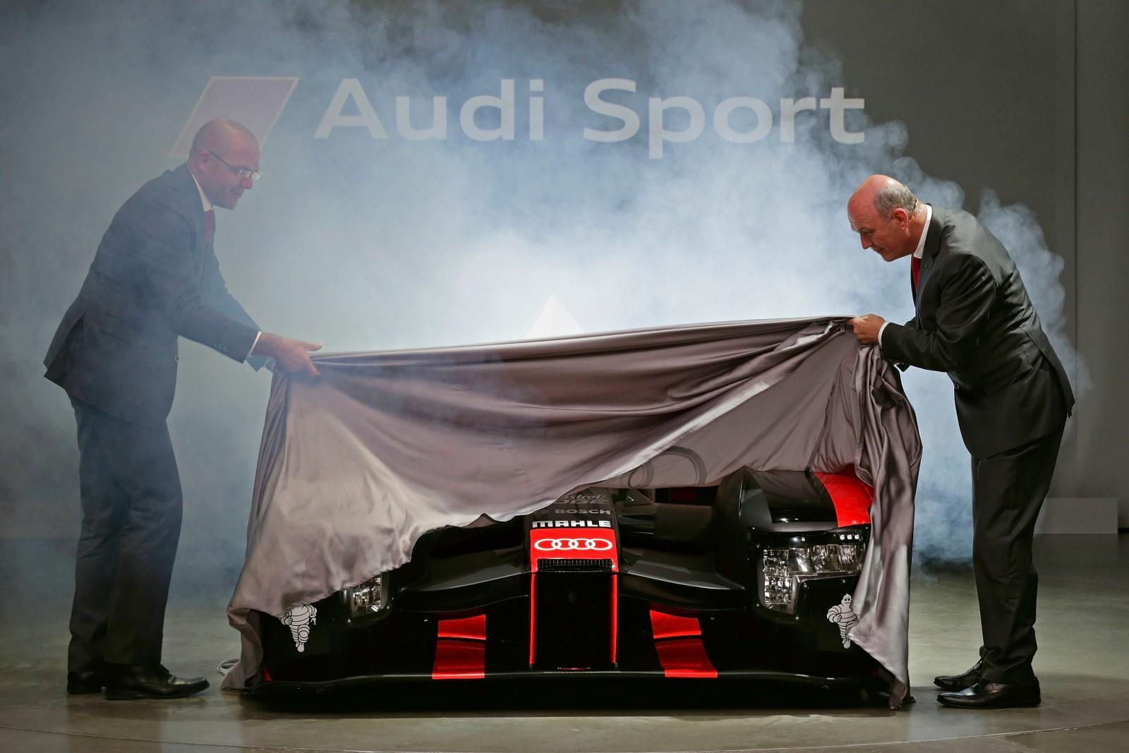 2016 Audi R18 e-tron quattro Le Mans Prototype Is Against ...