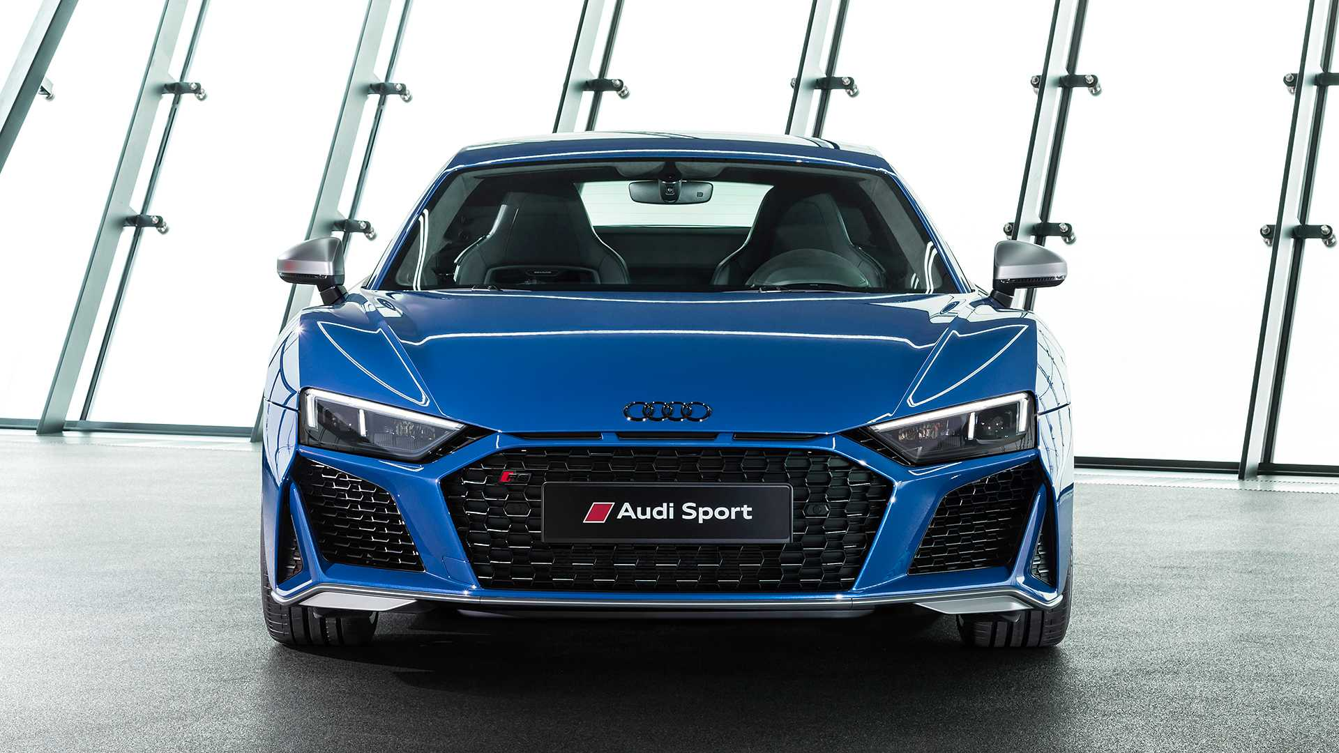 Audi R8 Facelift Debuts With Cool New Design And 620 Hp Autoevolution