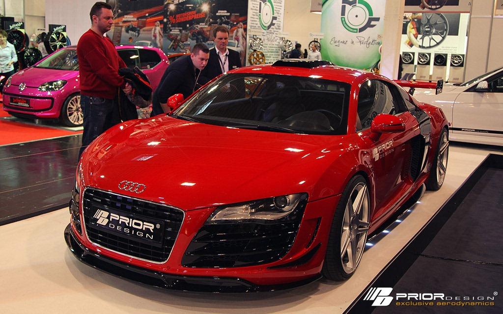 Audi R8 GT650 by Prior Design - autoevolution