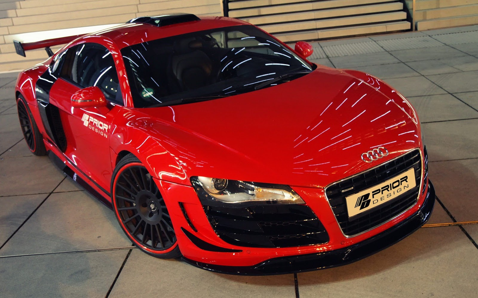 Audi R8 Gt650 By Prior Design Autoevolution
