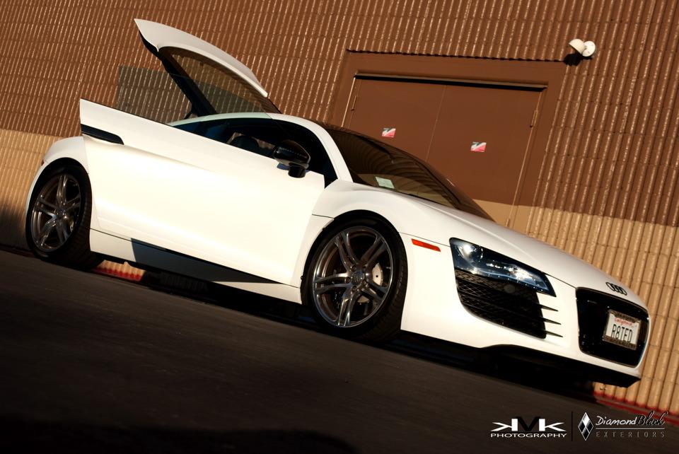 Audi R8 Spyder V10 5 2 Fsi Quattro
