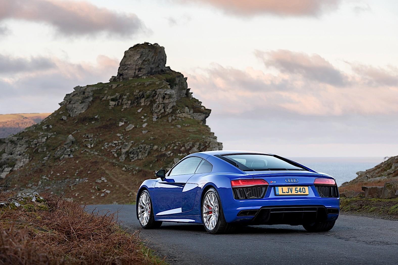 Audi R8 Lms >> Audi R8 Limited Rear Wheel Series Released in UK ...