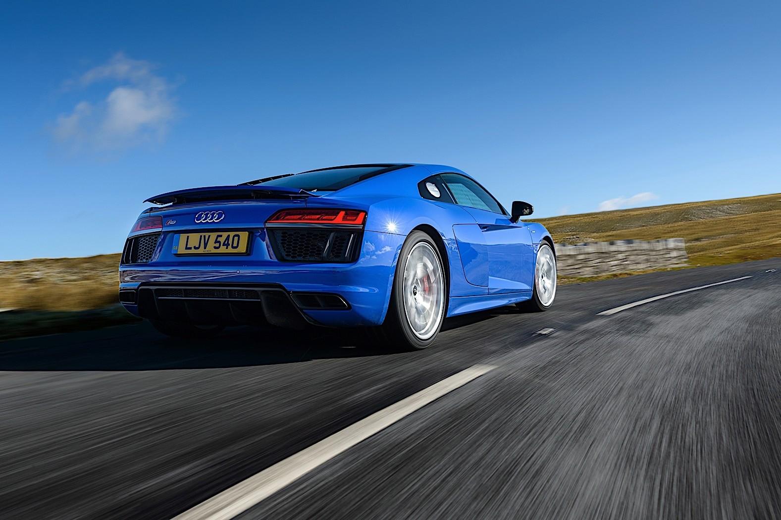 Audi R8 Limited Rear Wheel Series Released in UK ...