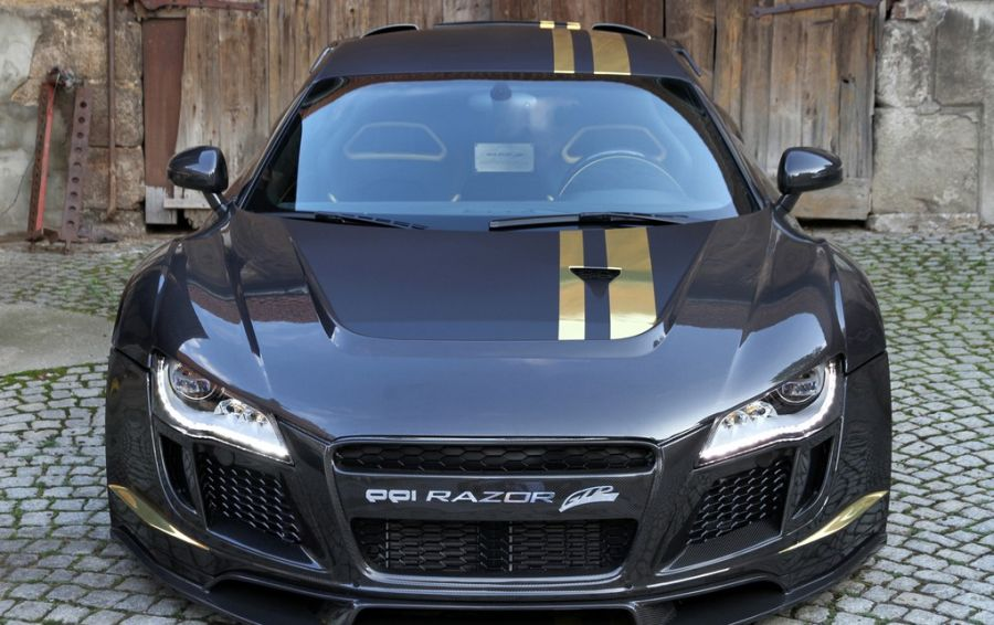 Audi R8 PPI Razor GTR-10 Limited Edition - autoevolution