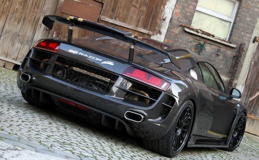 Audi R8 Ppi Razor Gtr 10 Limited Edition Autoevolution