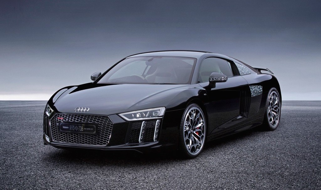 Delicieux ... Audi R8 Star Of Lucis Special Edition ...