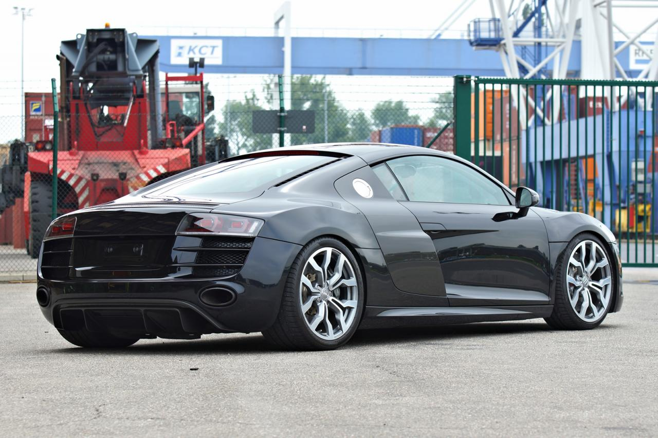 2013 ok chiptuning audi r8 v10 dark cars wallpapers. Black Bedroom Furniture Sets. Home Design Ideas