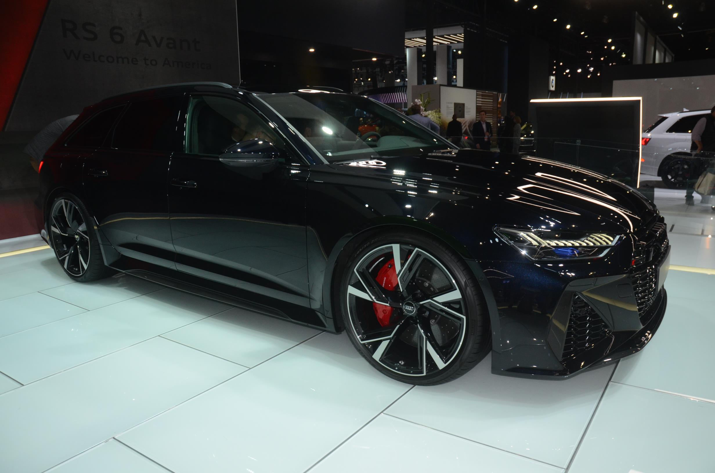 audi reveals us pricing for hot rs6 wagon it's cheaper