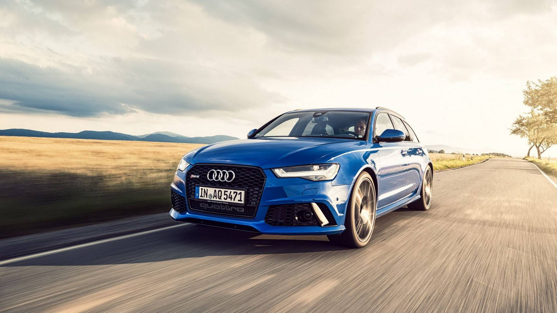Audi RS Wagons in America: It Might Eventually Happen ...