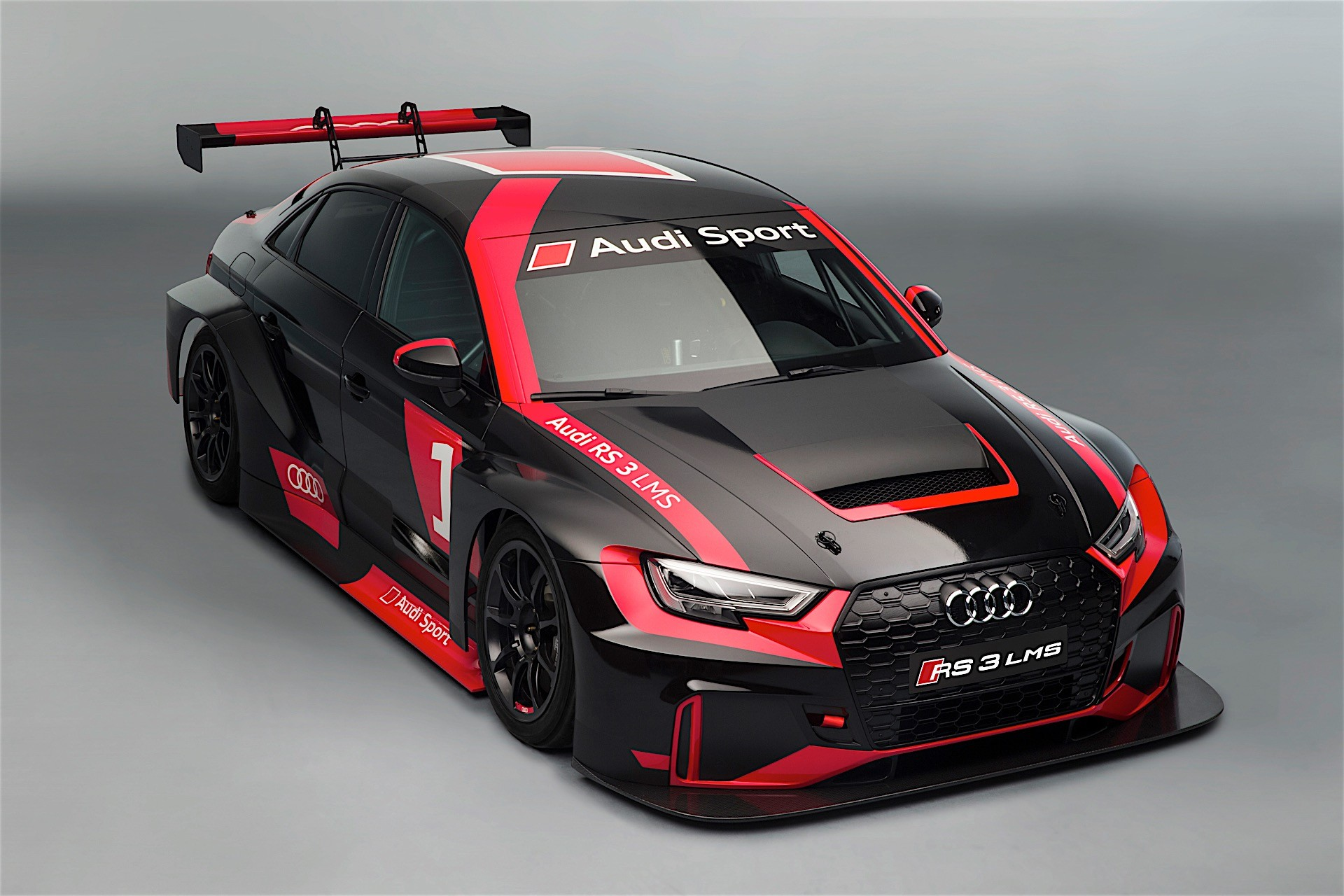 Audi RS3 Gets Racing Version, Becomes Audi RS3 LMS ...
