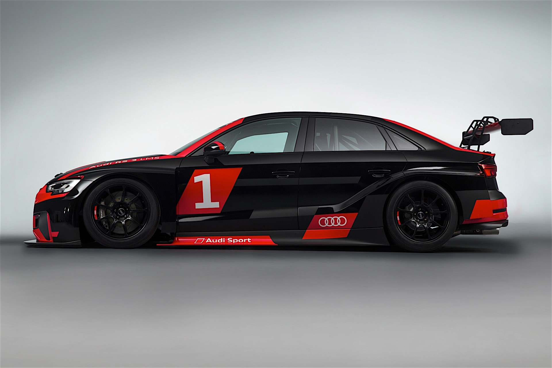 Audi Rs3 Lms >> Audi RS3 Gets Racing Version, Becomes Audi RS3 LMS ...
