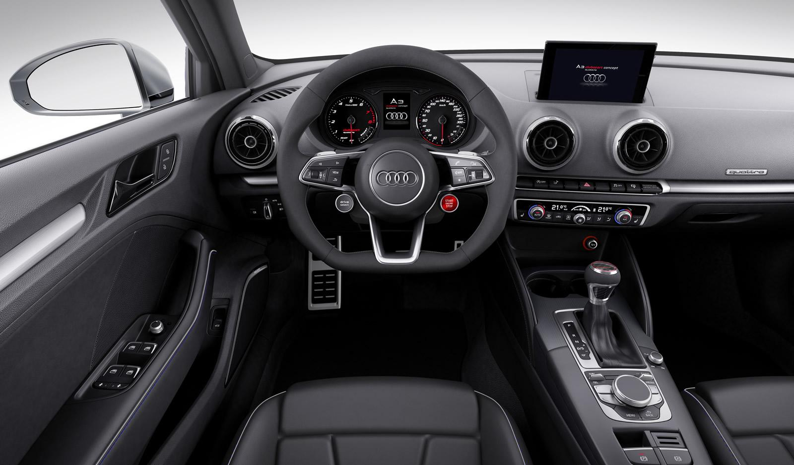 audi rs3 sedan confirmed by execs at audi summit in north. Black Bedroom Furniture Sets. Home Design Ideas