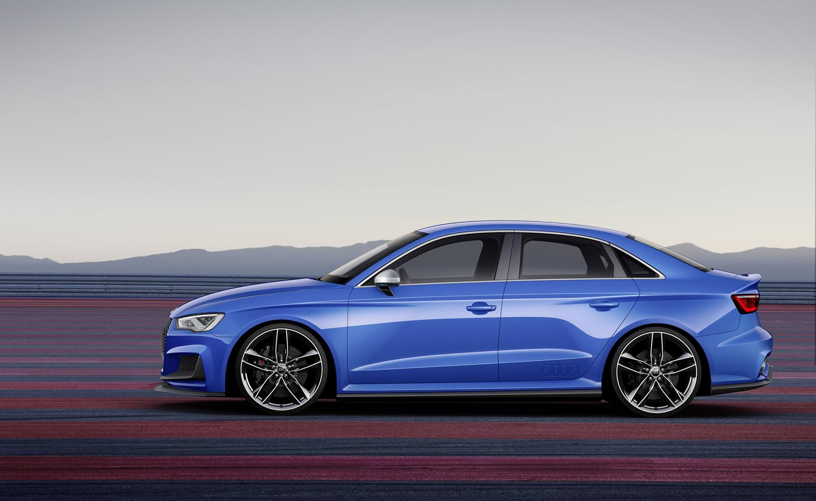 Audi Rs3 Sedan Confirmed By Execs At Audi Summit In North America