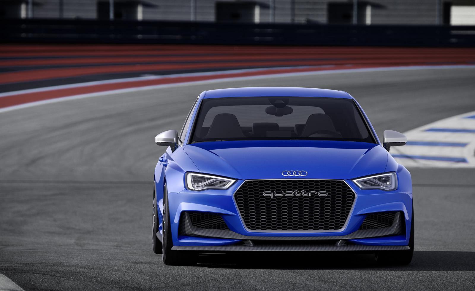 Audi RS3 Sedan Has a 50% Chance of Happening, Won't Be Ready for 2-3 ...