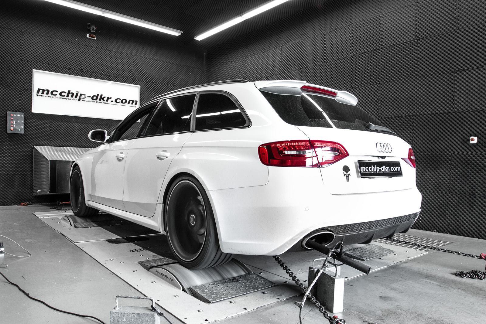 Audi Rs4 Gets 580 Hp Thanks To Whipple Kompressor
