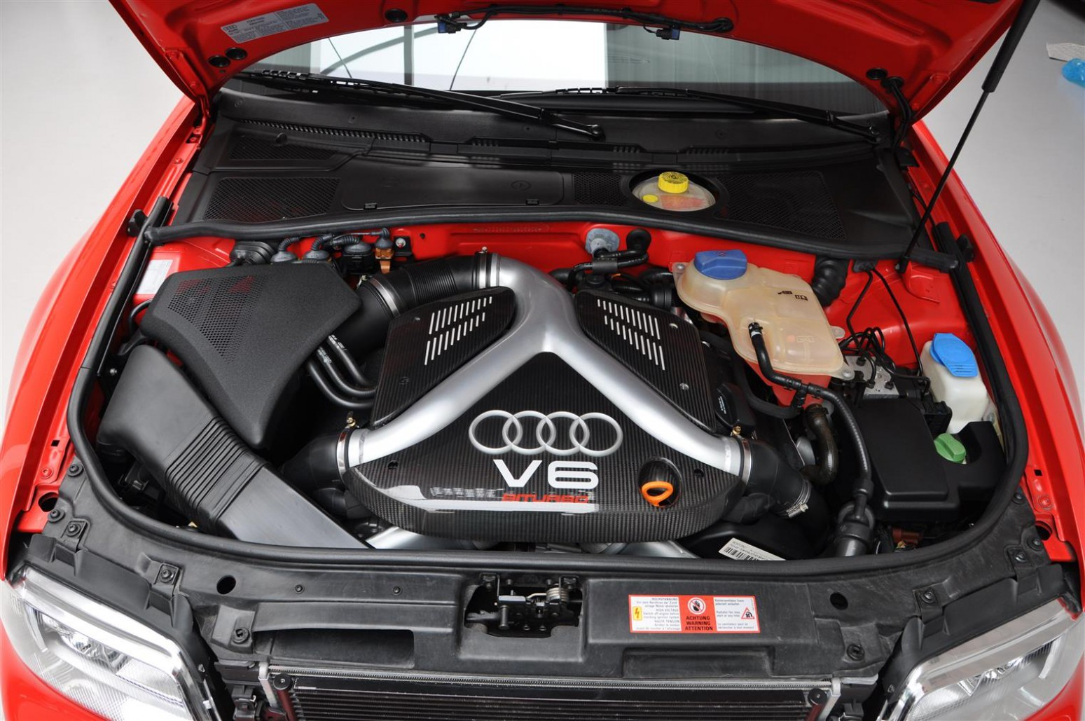 Audi RS4 B5 Avant With 188 KM On the Clock Listed for €99,500 - autoevolution