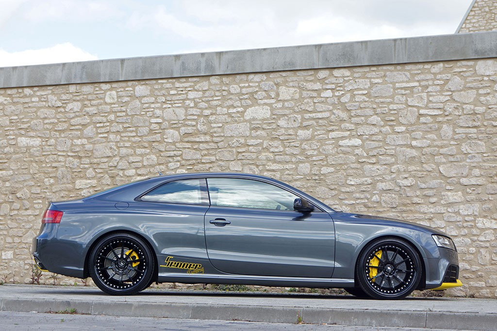 audi rs5 by senner tuned to 500 hp autoevolution. Black Bedroom Furniture Sets. Home Design Ideas