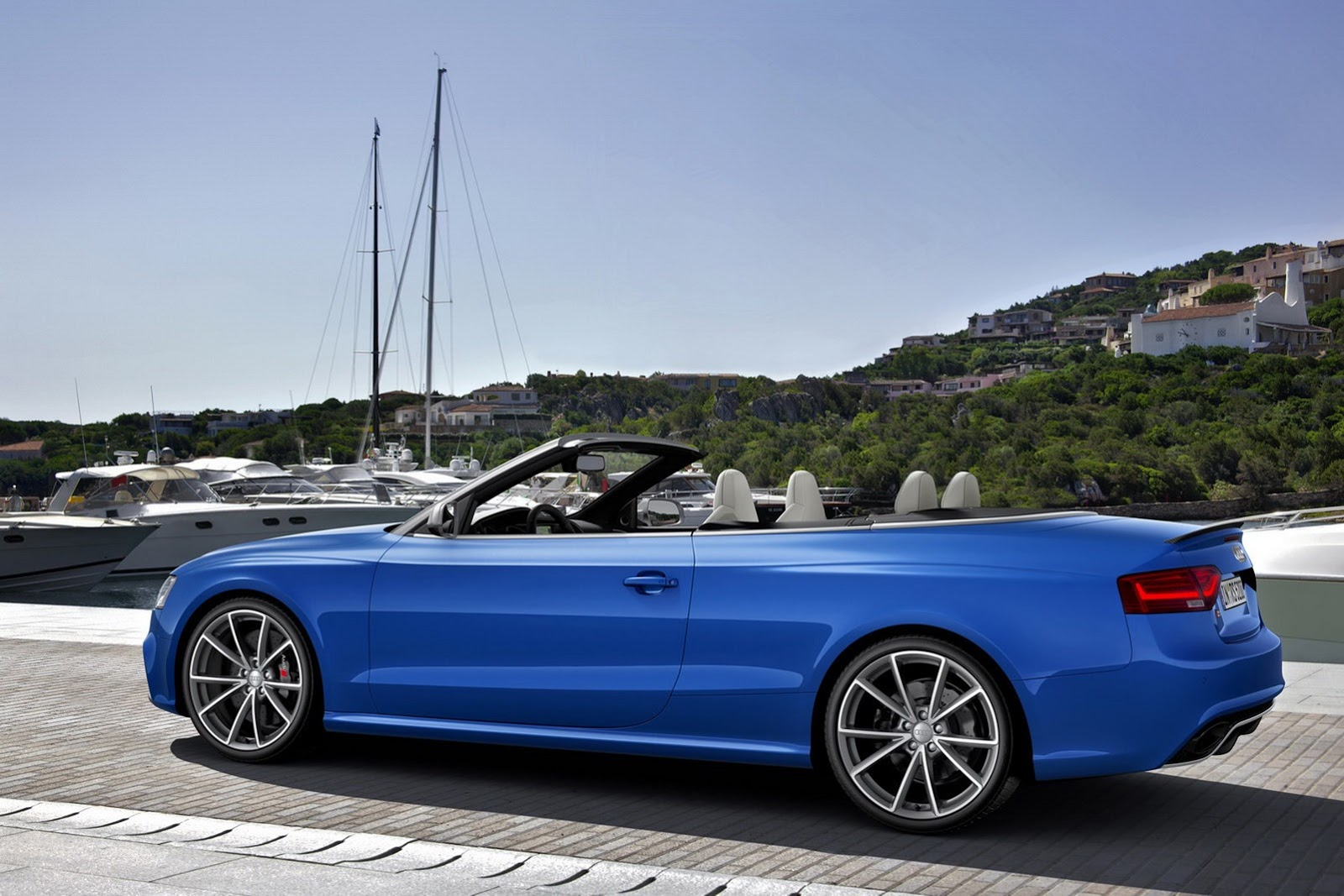 audi rs5 cabriolet us pricing announced autoevolution. Black Bedroom Furniture Sets. Home Design Ideas