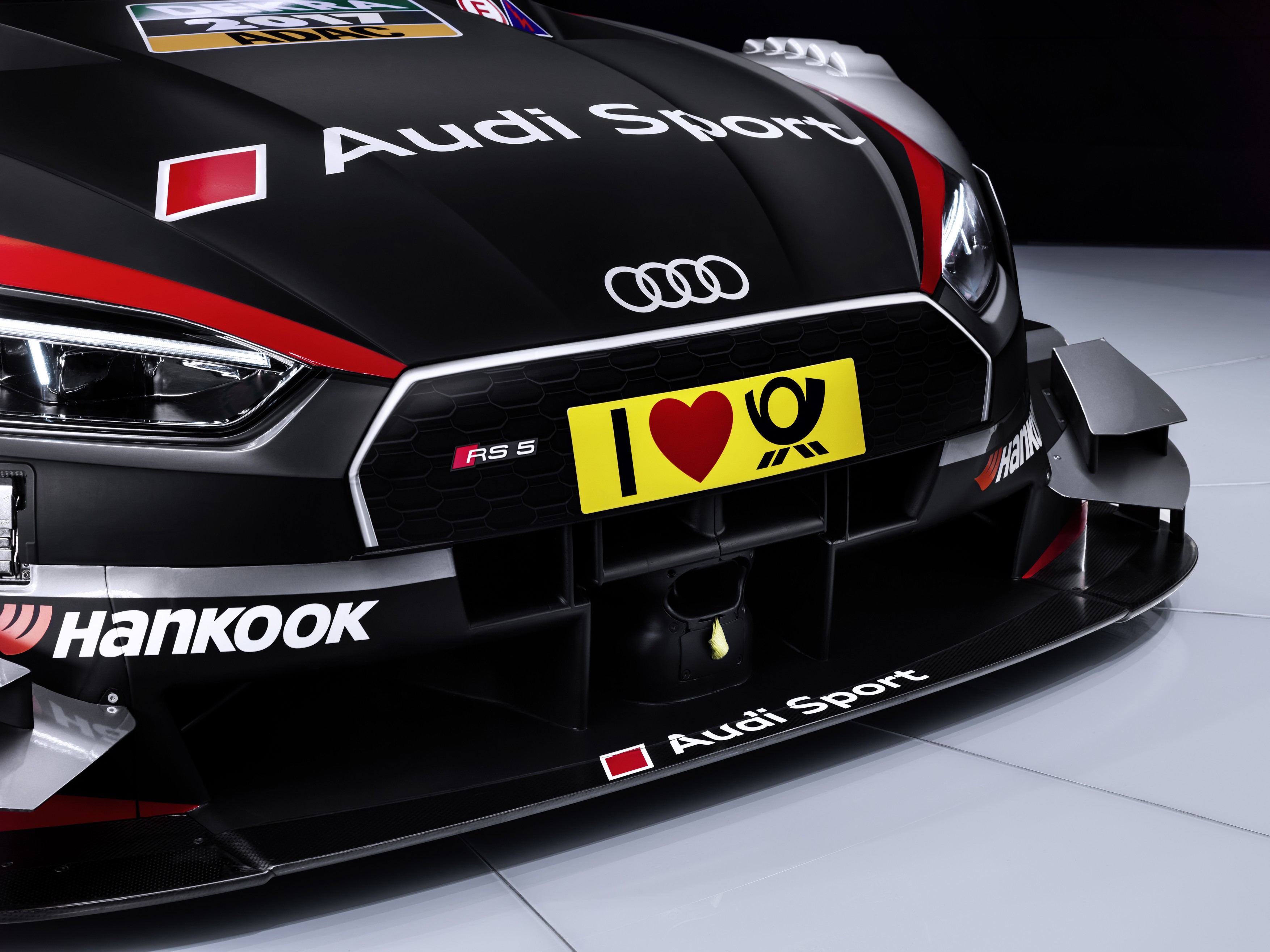 New Audi Rs5 Dtm Looks Racy In Geneva Prepares To Defend