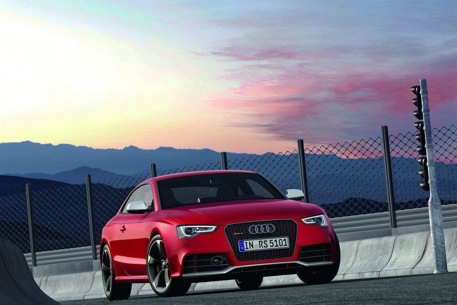 черный автомобиль Audi RS 5  № 3425135 бесплатно