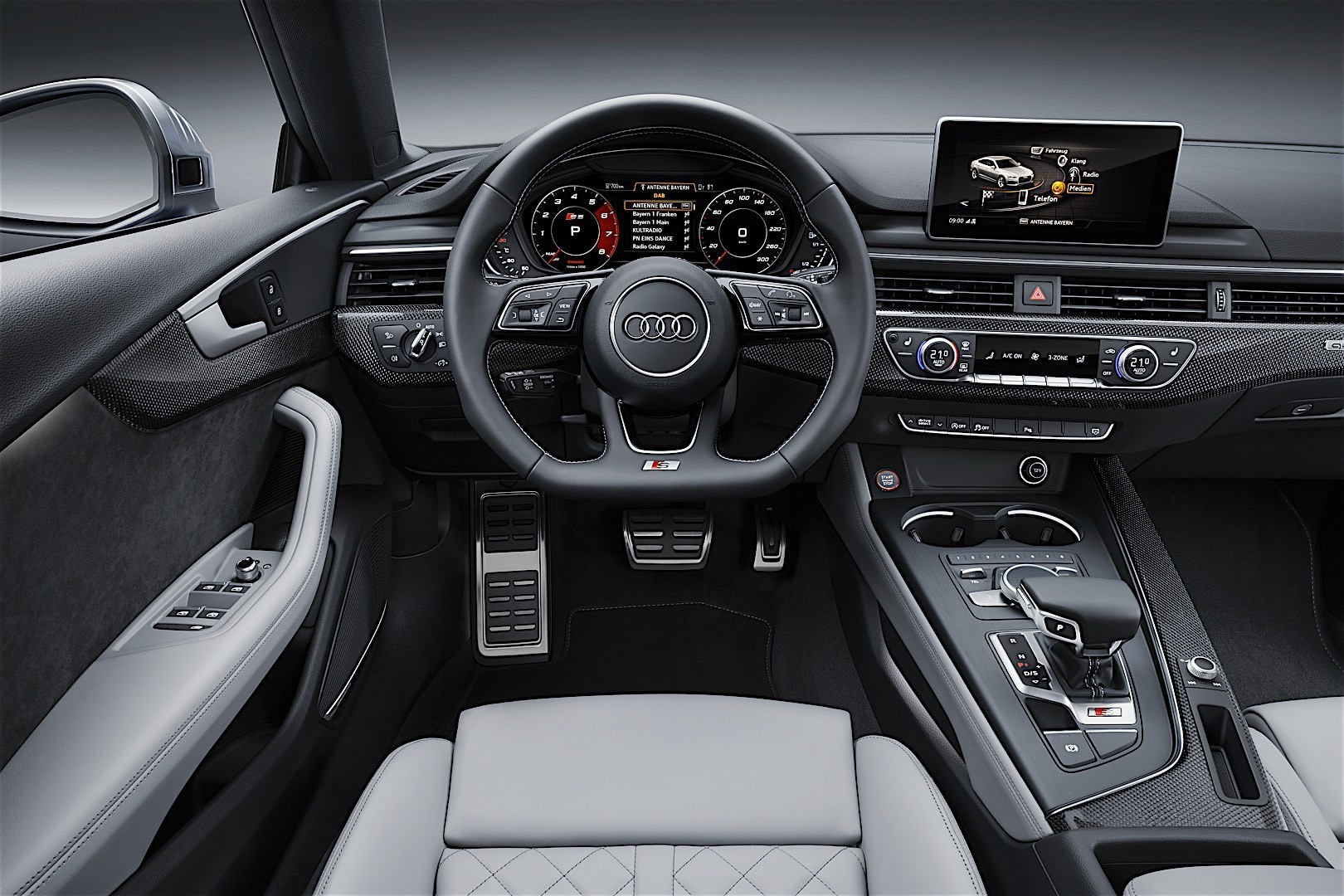 2019 Audi RS5 Sportback Under Consideration, Could Get ...