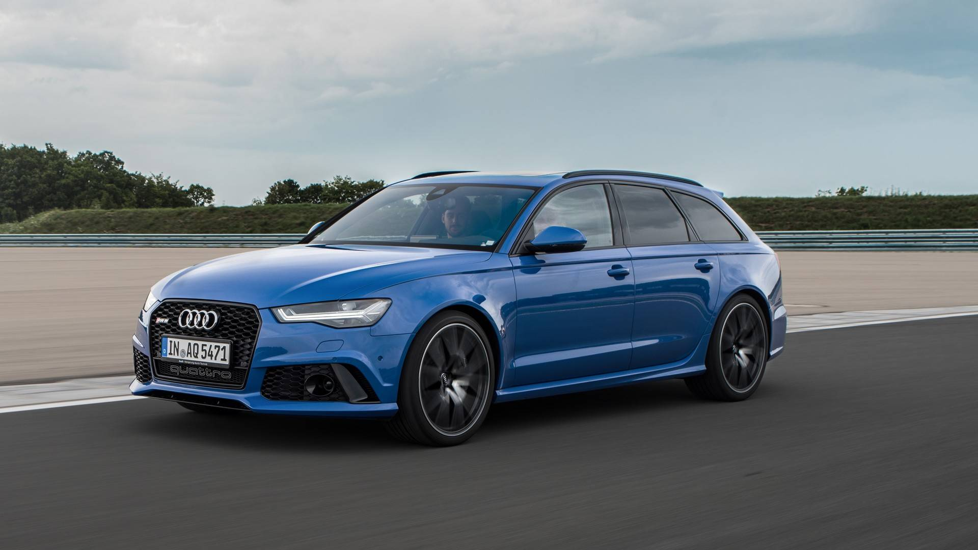 Audi Rs6 Avant Performance Nogaro Edition Combines 705