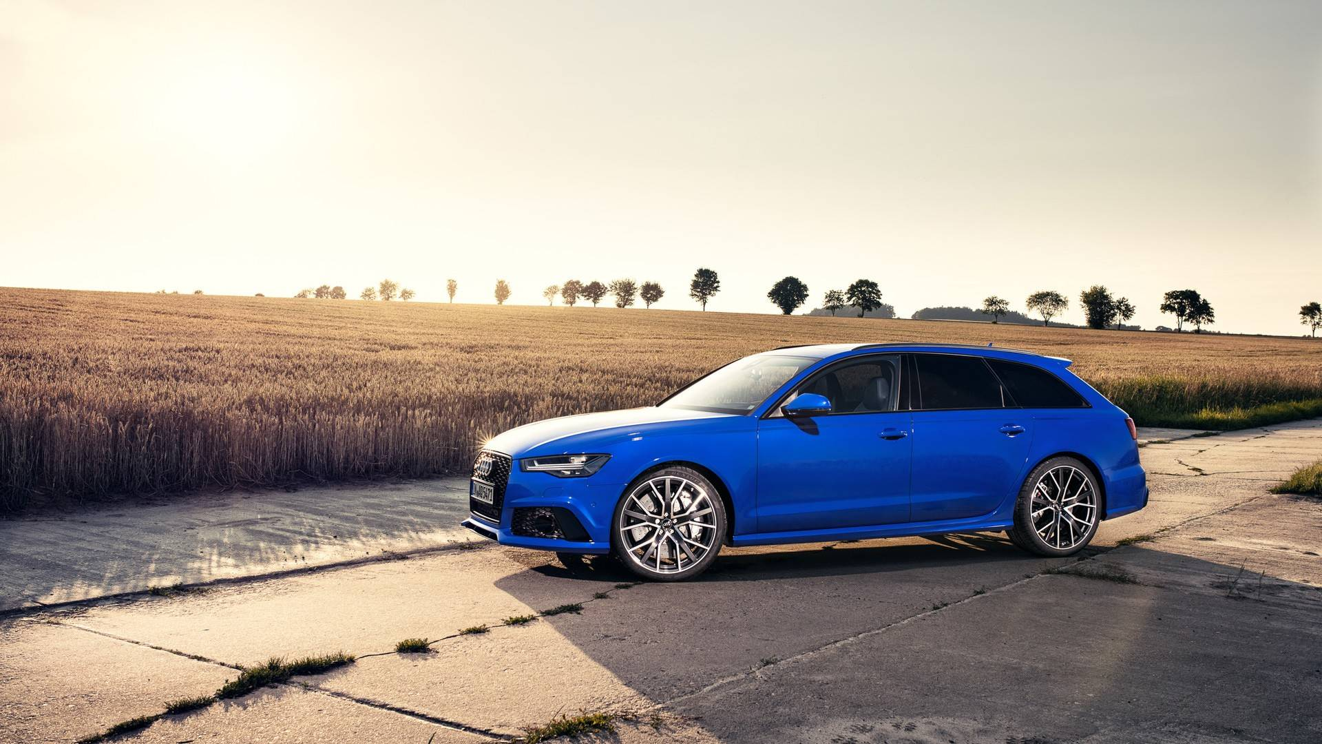audi rs6 avant performance nogaro edition combines 705. Black Bedroom Furniture Sets. Home Design Ideas