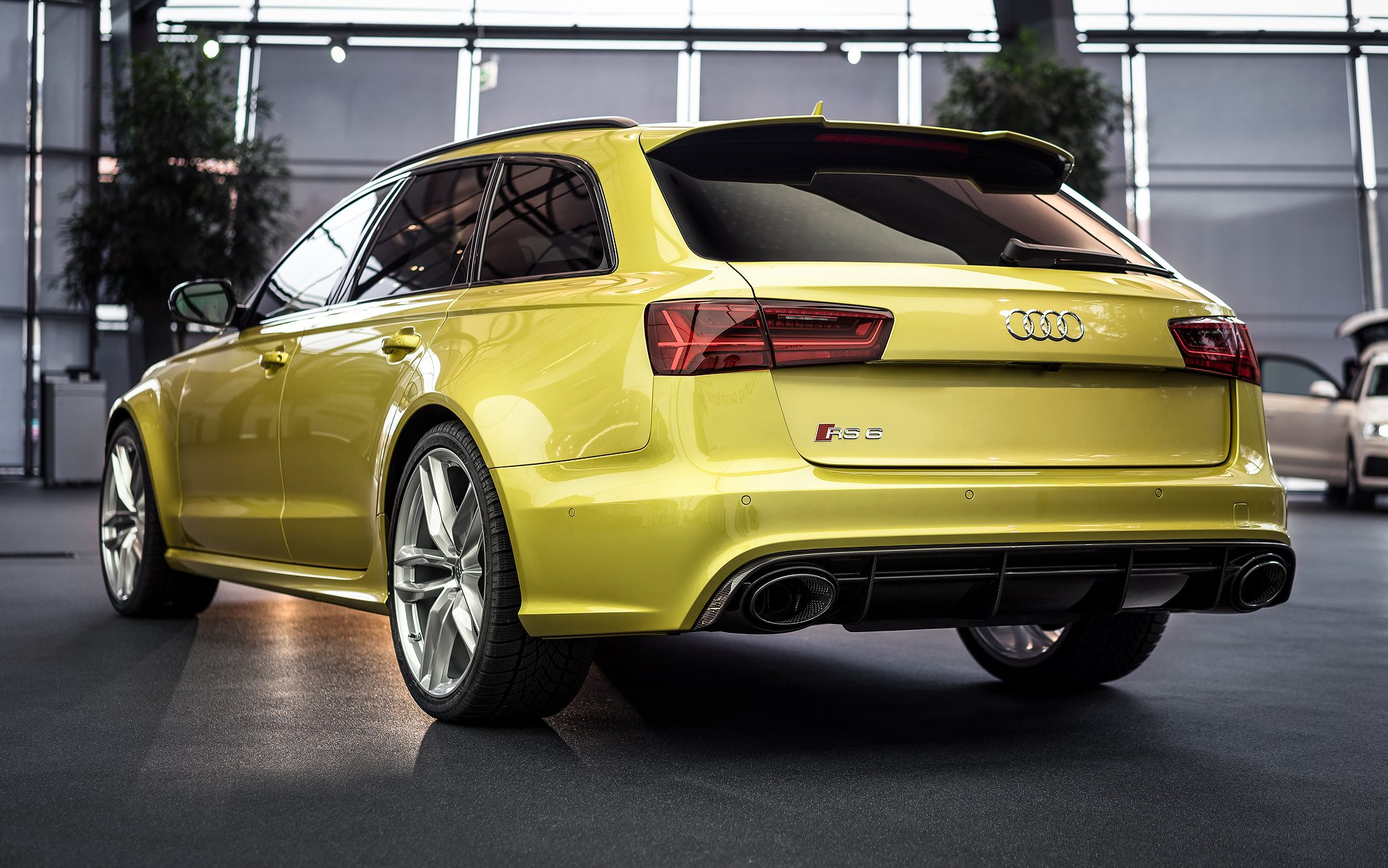 Audi RS In Austin Yellow Is Not The BMW M You Are Looking For - Austin audi