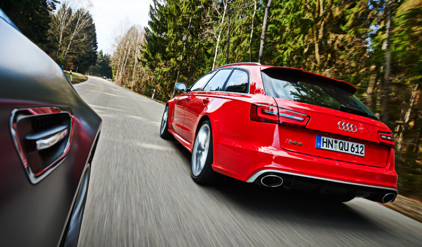 Audi Rs6 Vs Bmw F10 M5 Comparison Test By Car Autoevolution