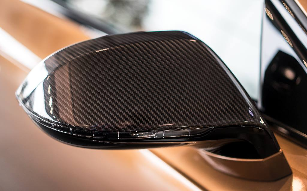 Audi RS7 Gets Zanzibar Brown Paint, Performance Exhaust