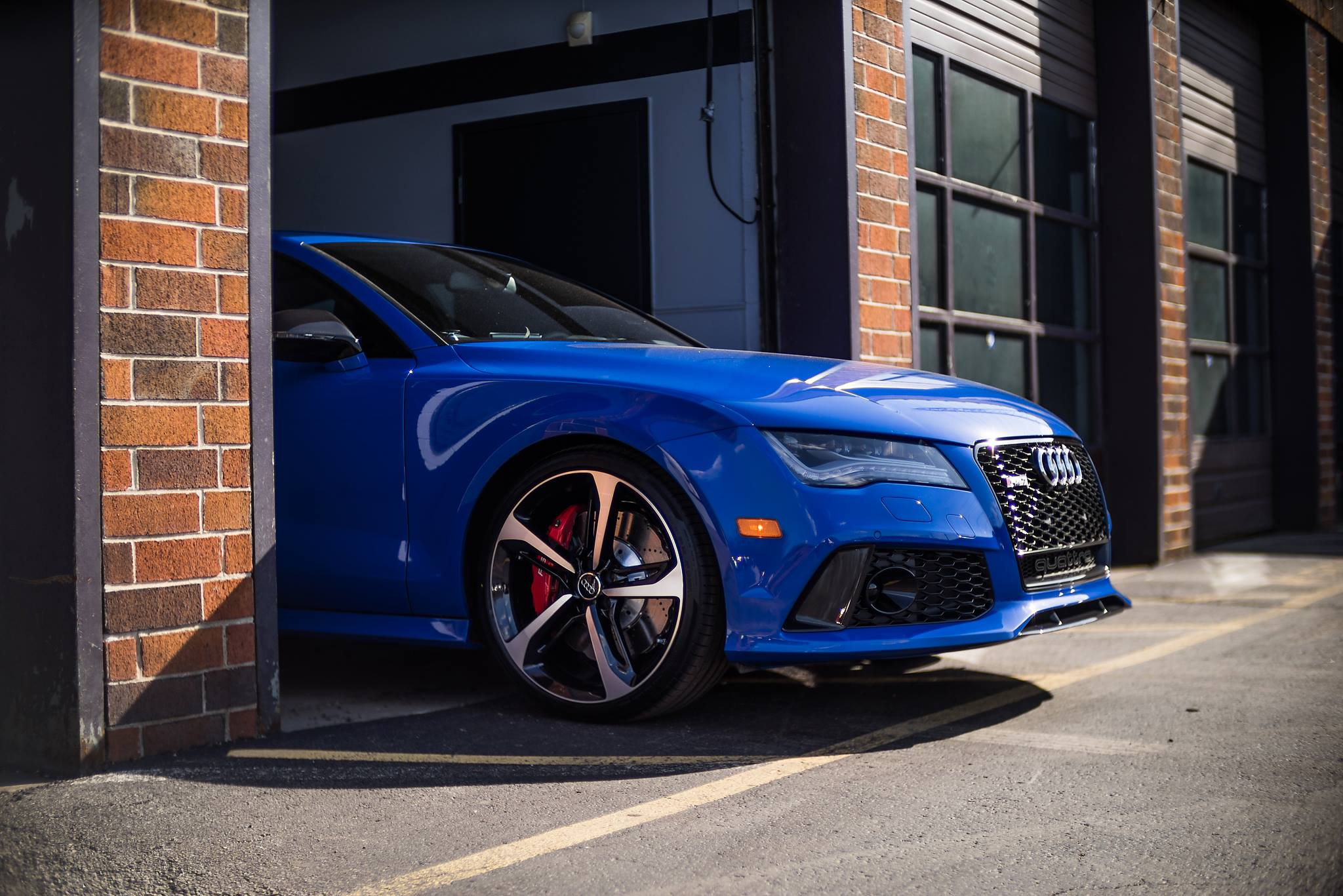 2016 Audi Q5 >> Audi RS7 Triplets: Nagoro Blue, Estoril Blue and Sepang Blue - autoevolution