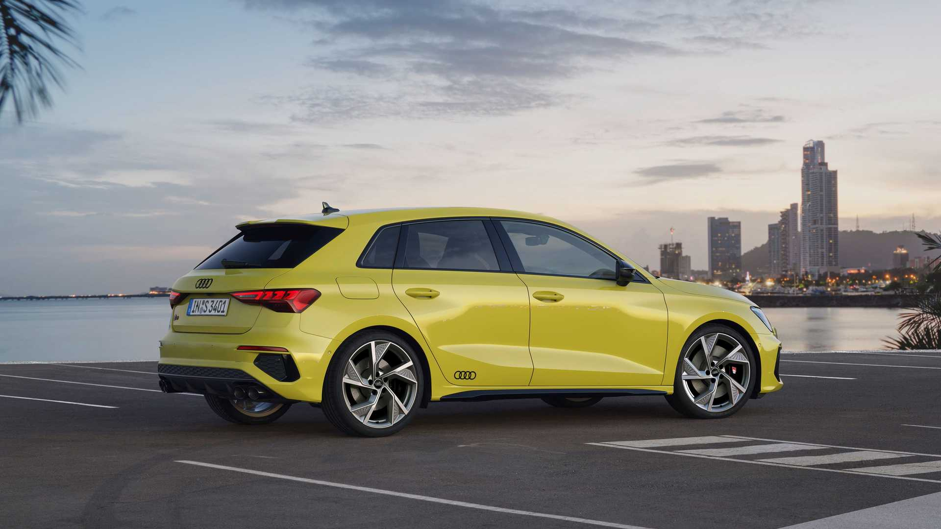 2021 Audi S3 Is Quicker and Sexier Than Before, First ...