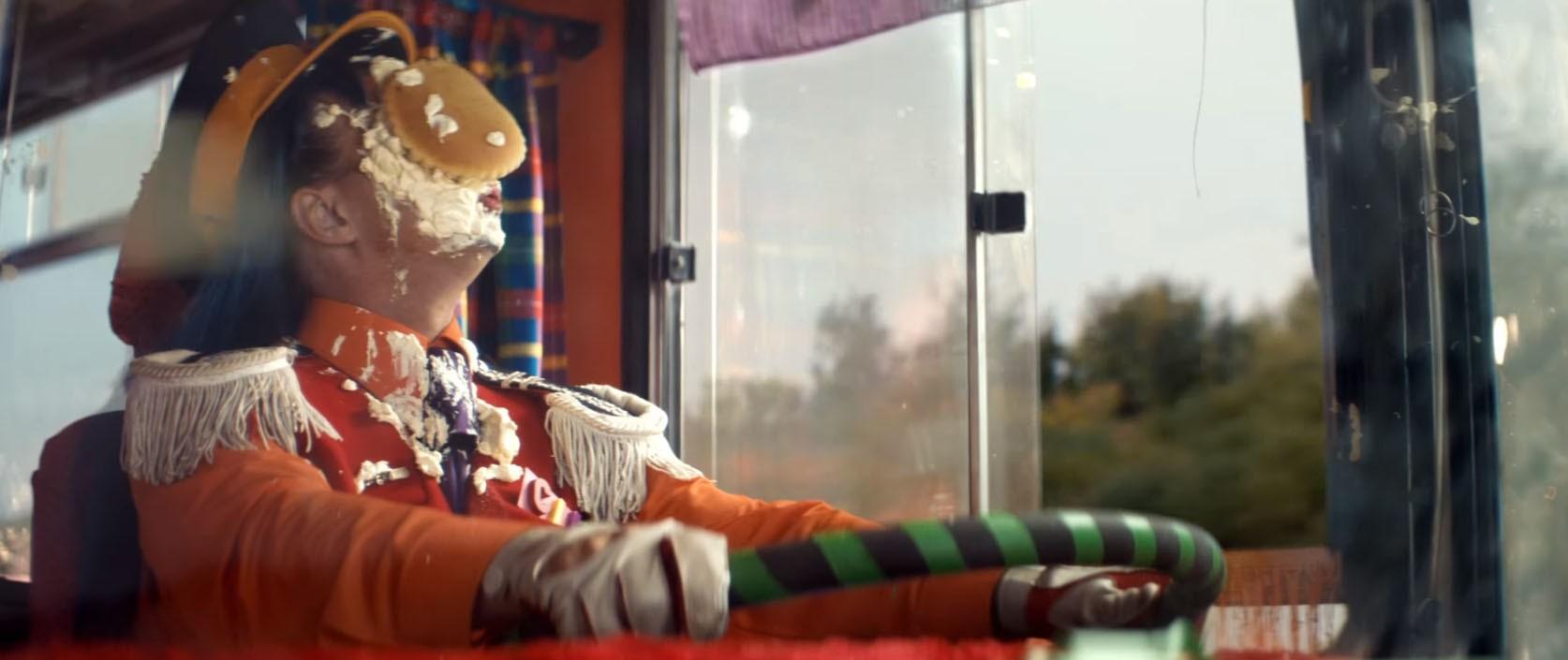 audi clown commercial