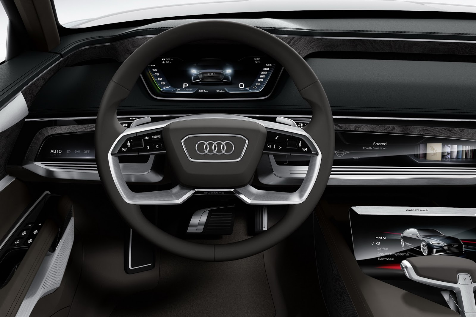 2018 Audi A8 Could Bring a New Interior Concept ...