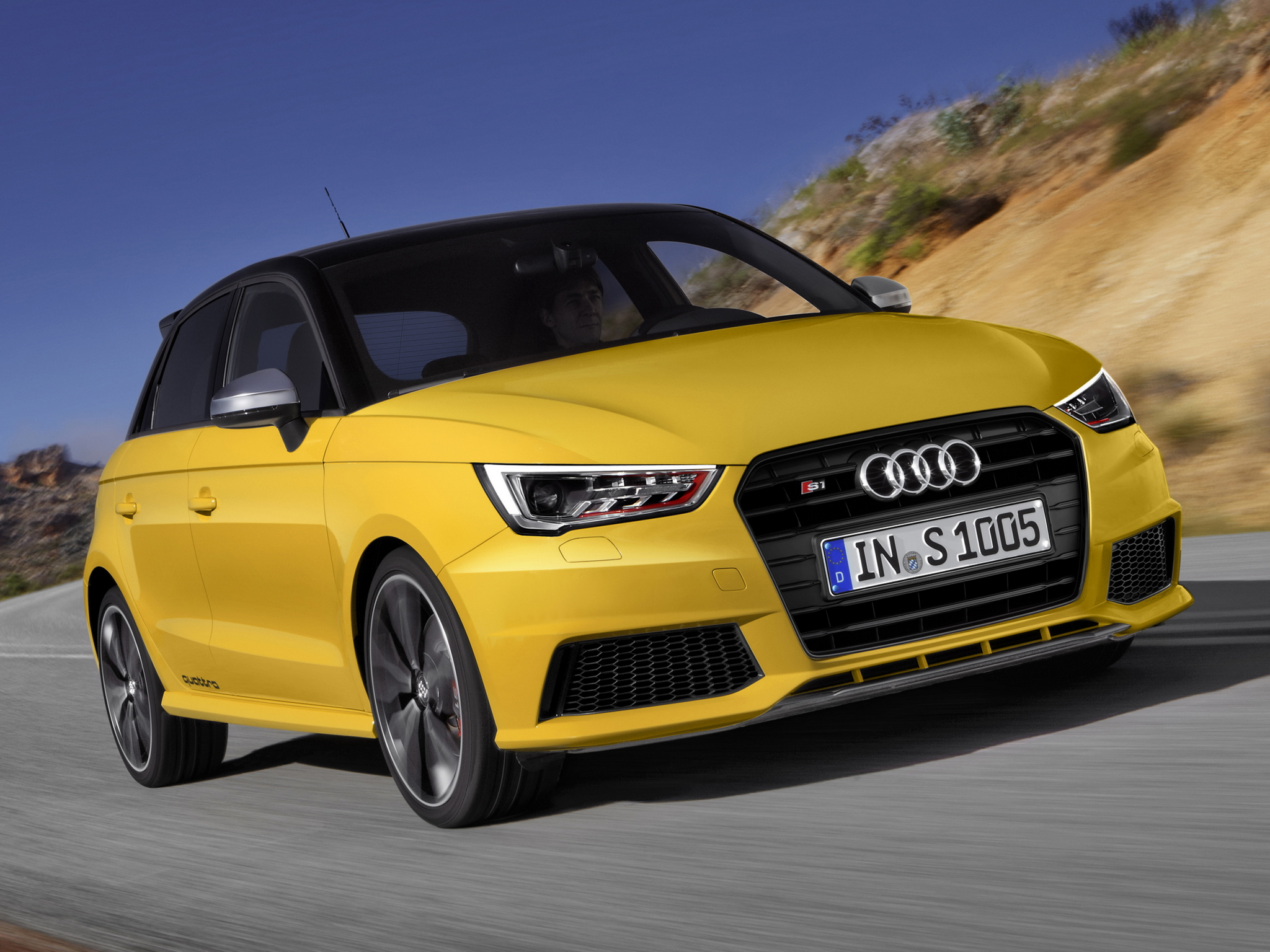 audi s1 coming in 2019 with 250 hp and quattro autoevolution