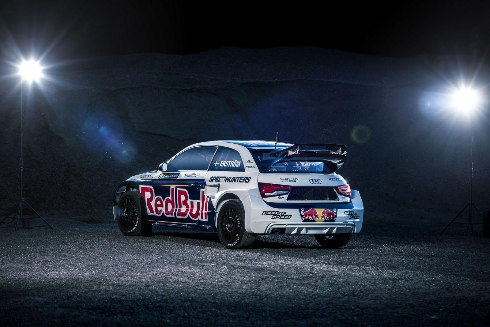 2016 Audi Q5 >> Audi S1 Ready to Rallycross in Red Bull Livery - autoevolution