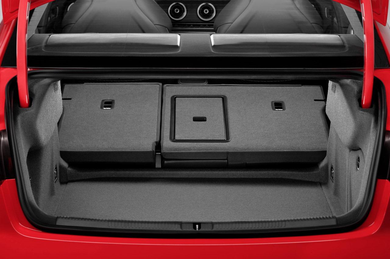 Manual Audi S3 Sedan Is Faster than 2015 Subaru WRX STI?! - autoevolution