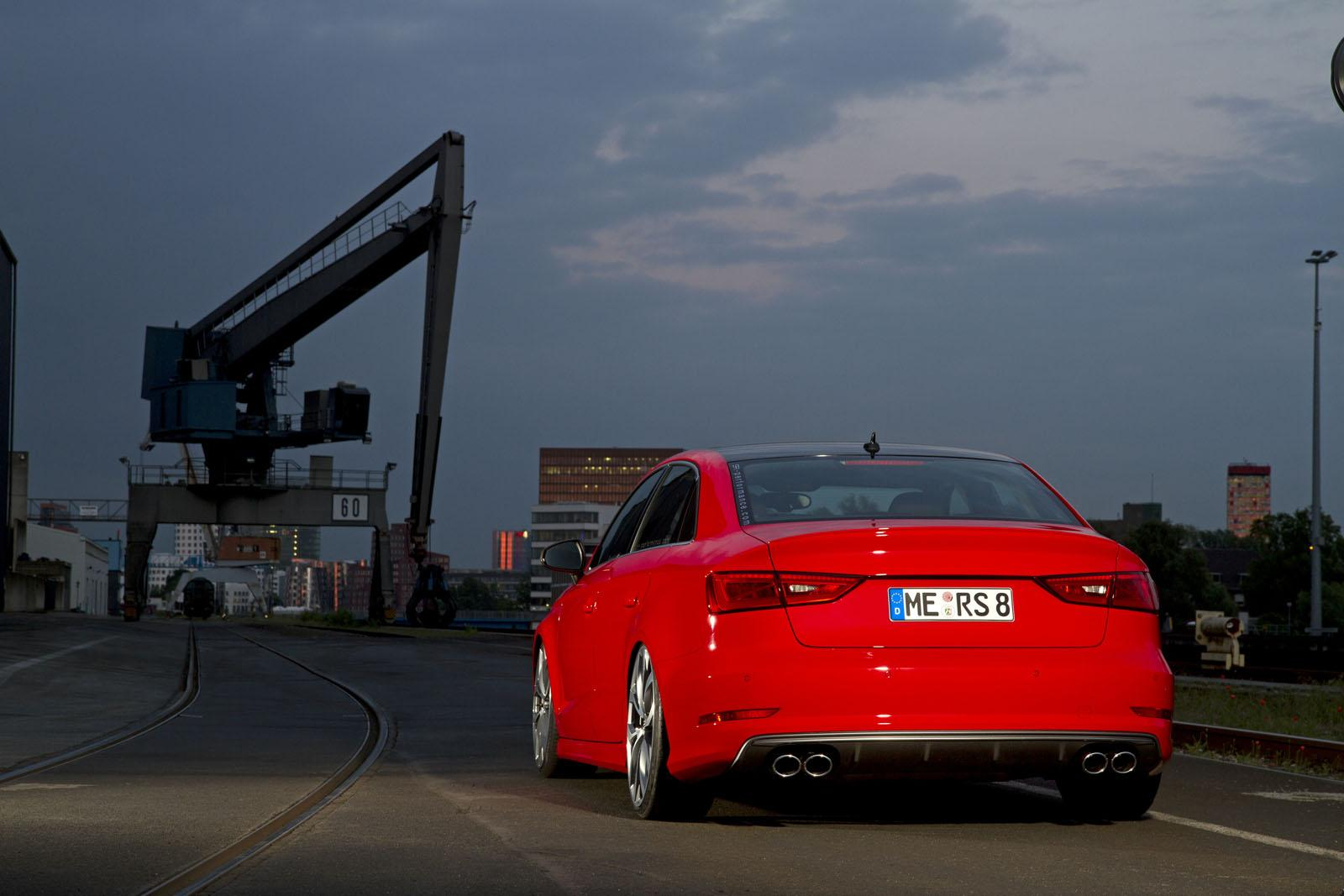 Audi S3 Sedan Tuned To 380 Hp By Sr Performance